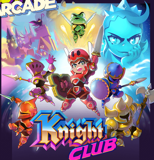 Knight Club- Multiplayer 2D Fighting game for Free
