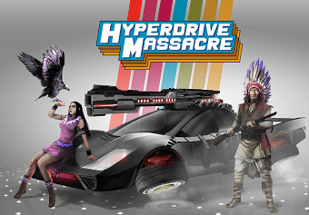 Hyperdrive Massacre Game Free on Steam
