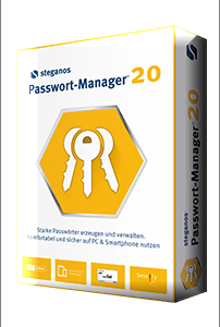 Steganos Password Manager 20