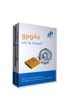 GPG4O Encryption Plugin for Microsoft Outlook – Free for 1 Year