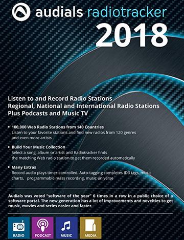 Audials Radiotracker 2018 Premium Free License