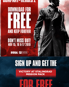 Company of Heroes 2 Game and One DLC Available Free on Steam
