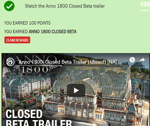 Anno 1800 PC Game Closed Beta Keys Giveaway
