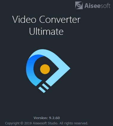 Aiseesoft Video Converter Ultimate v9.2 Free License [Windows]