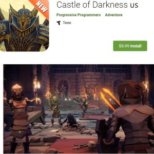 Castle of Darkness