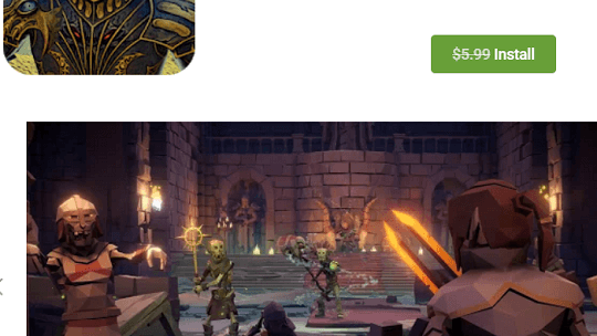 Castle of Darkness Android Game Now Free
