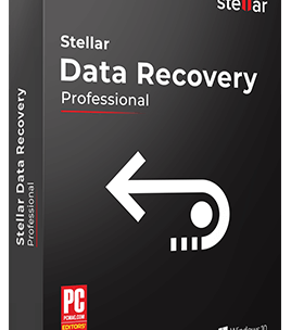 Stellar Data Recovery 8 Pro Free 1 Year License [Windows]