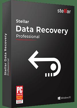 Stellar Data Recovery 8 Pro Free 1 Year License [Windows]