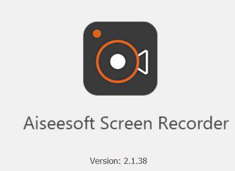 Aiseesoft Screen Recorder Free License [Windows]