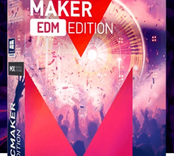 MAGIX Music Maker EDM Edition Free License [Windows]