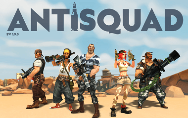Antisquad Turn Base Action Game for Free [Worth $5.99]