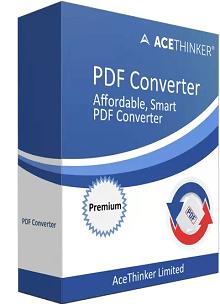AceThinker PDF Converter Pro Free License