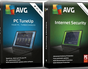 AVG Internet Security and avg TuneUp boc