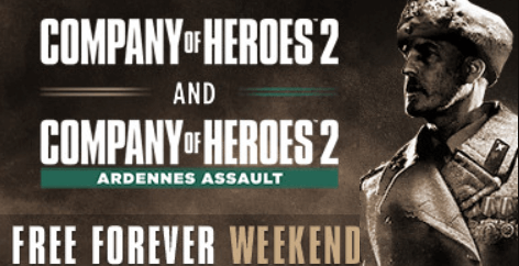 Company of Heroes 2 and Company of Heroes 2 - Ardennes Assault free on Steam