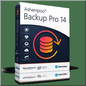 Ashampoo Backup Pro 14 boxshot