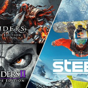 Two Darksiders games and Steep are free