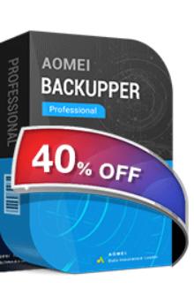 AOMEI Backupper Pro 2020