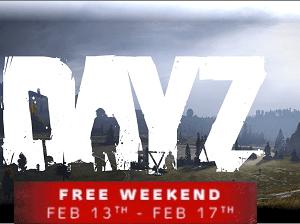 DAYZ Free to Play