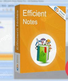 Efficient Sticky Notes Pro box shot