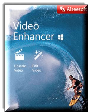 Aiseesoft Video Enhancer Interface- box shot