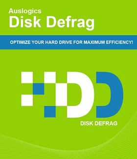 Auslogics Disk Defrag Pro 9