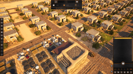 Builders of Egypt -Houses and roads