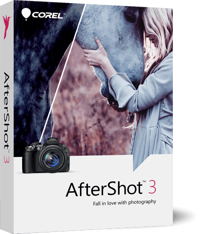 Corel AfterShot 3