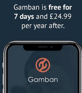 Gamban app