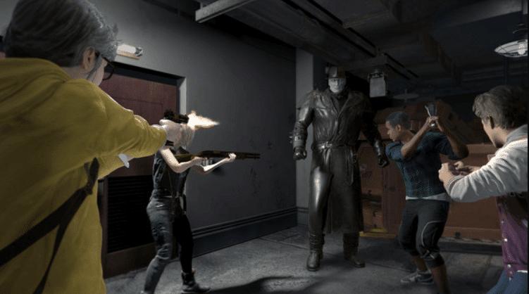 Resident Evil Resistance Open Beta game