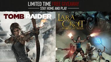 Tomb Raider game free