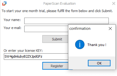 PaperScan Pro License key
