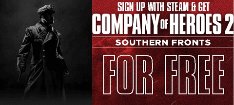Company of Heroes 2 - Southern Fronts for Free