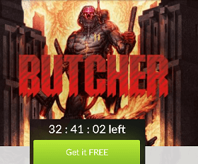 Butcher game giveaway