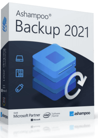 Ashampoo Backup 2021 Box Shot