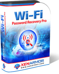 XenArmor WiFi Password Recovery Pro Box Shot