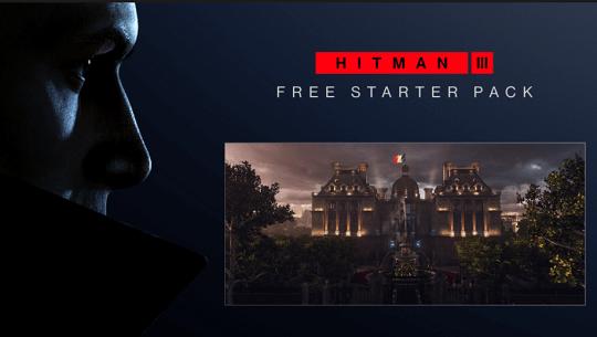 HITMAN 3 - Starter Pack