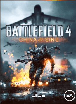 Battlefield 4 China Rising DLC Box Shot