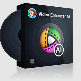 DVDFab Video Enhancer AI-Box Shot