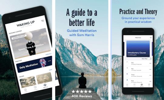 Waking Up - Guided Meditation with Sam Harris