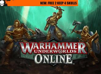 Warhammer Underworlds Online Free to keep