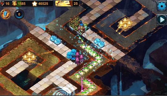 Element TD -Tower Defense Game
