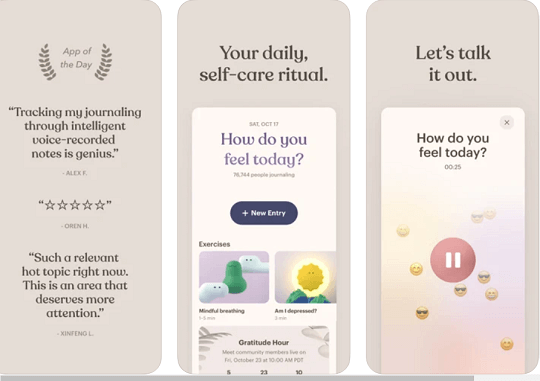 Kintsugi - talk therapy app