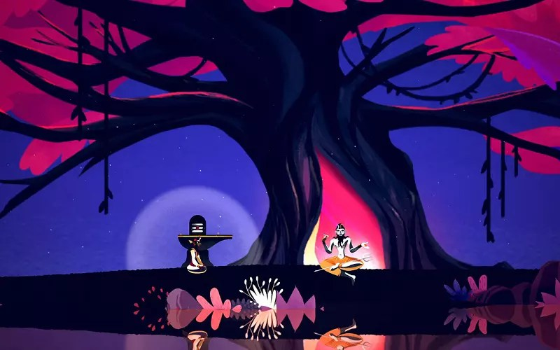 Sadhana -Puzzle Game based on Indian Tales