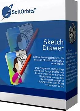Sketch Drawer Pro Box Shot