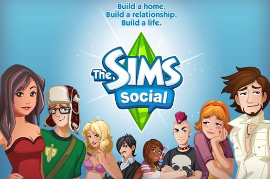 Sims Social Facebook