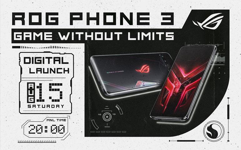 ASUS ROG Phone 3 Phlippines