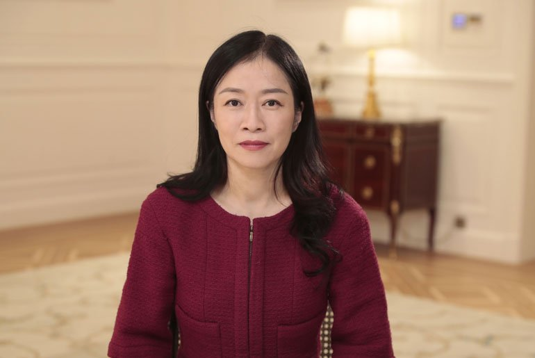 Catherine Chen (Chen Lifang), Huawei SVP and Board Member