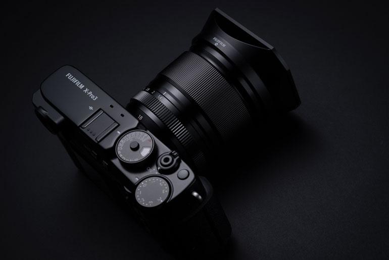 FUJINON XF18mm F1.4 R LM WR lens Price Philippines