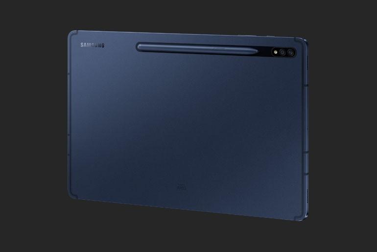 Samsung Galaxy Tab S7, Galaxy Tab S7+ promo