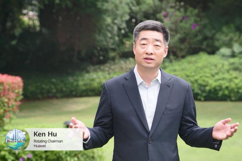 Ken Hu, Huawei Rotating Chairman